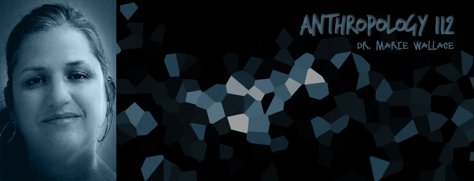 Anthropology 112